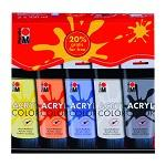 Acryl Color 5x100ml