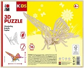 3D Puzzle Butterfly